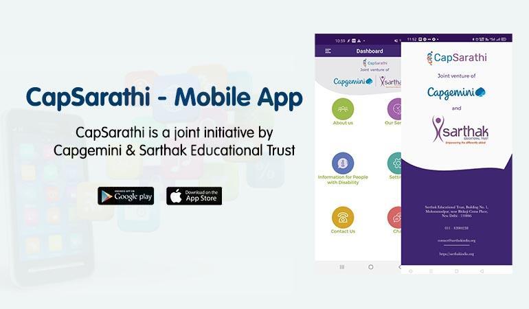 CapSarathi Mobile App