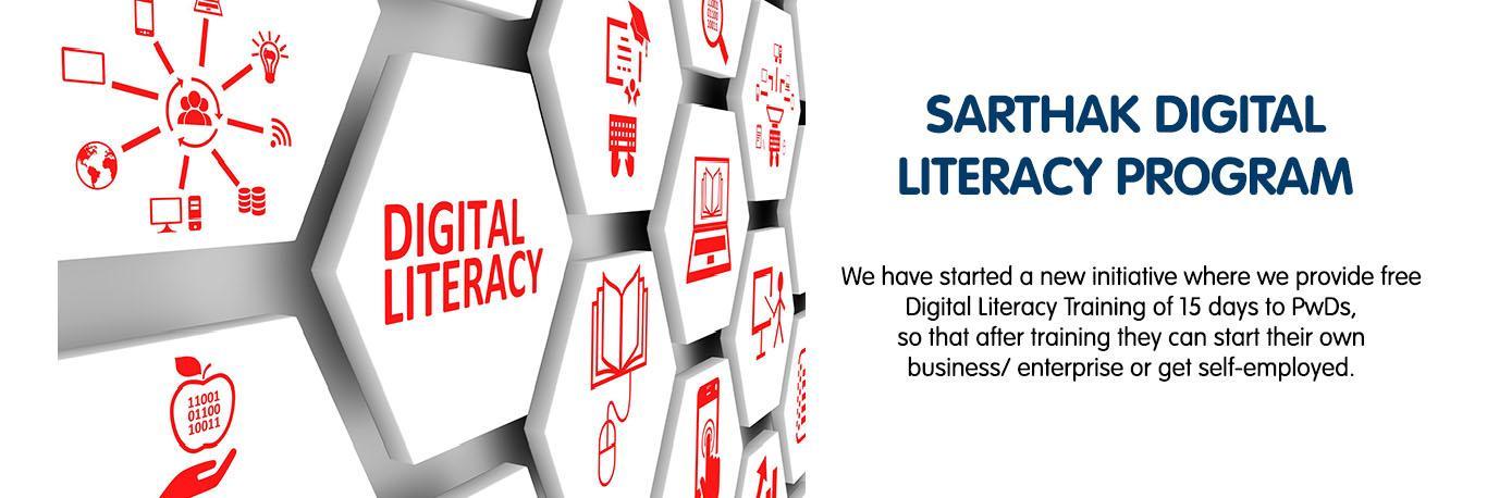 SARTHAK DIGITAL LITERACY PROGRAM