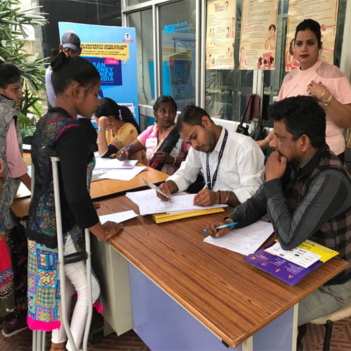 Sarthak Educational Trust | Empowering The Differently Abled